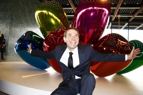 Jeff Koons Becomes Living Artist with Most Expensive Artwork Ever Sold