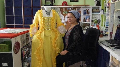 Extensive Resource of Free Historical Costume Patterns Online