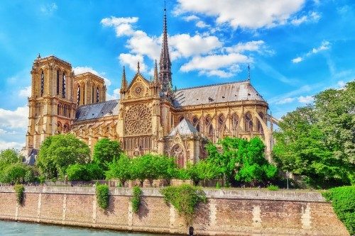 8 Modern Spire Designs for the Reconstruction of Notre-Dame