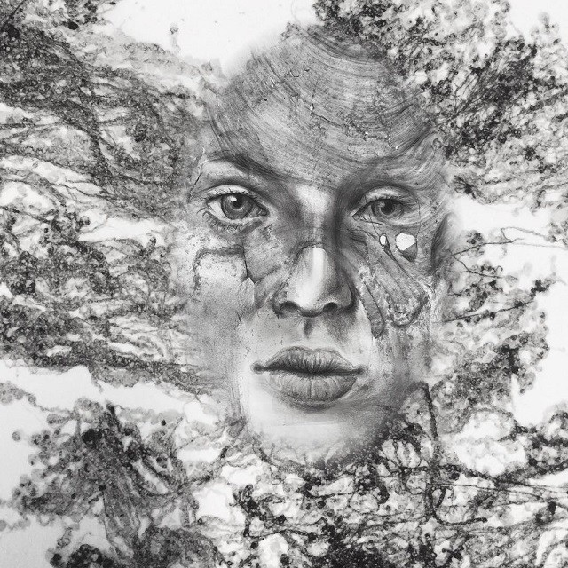 Artist Discovers the Beauty of Life Emerging from Visual Chaos