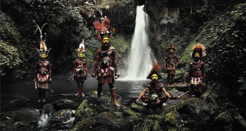 Powerful Portraits of Secluded Cultures on the Brink of Extinction