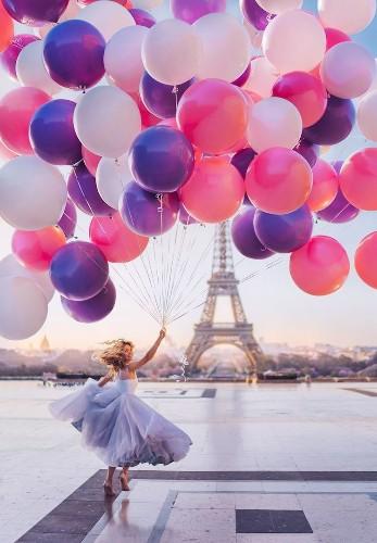 Travel Photographer Captures Gorgeous Flowing Gowns Against Breathtaking Landscapes