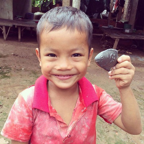 Ingenious Little Fish Helping to Rid the World of Iron Deficiency