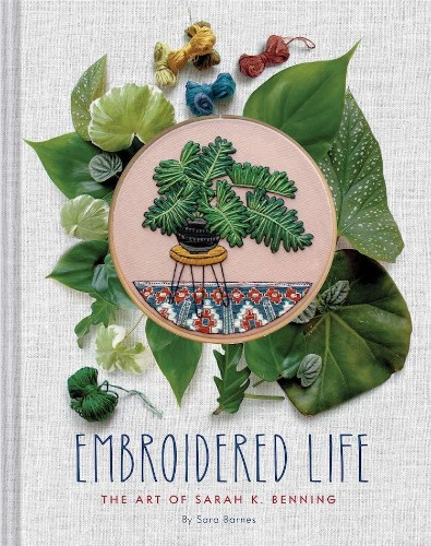 My Modern Met Staff Writer Discusses Her New Book 'Embroidered Life'