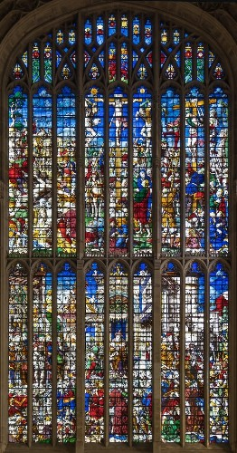 7 of the Most Splendid Stained Glass Windows in the World