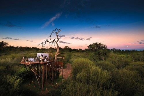 Sleep Under the Stars at This Stunning South African Resort