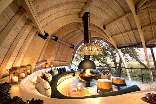 Solar-Powered Safari Lodge Provides the Perfect African Escape in Nature