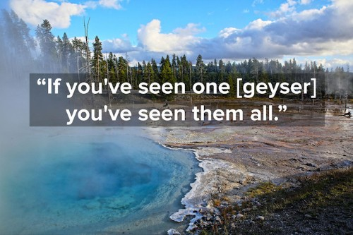 Hilarious One Star Yelp Reviews of Gorgeous National Parks