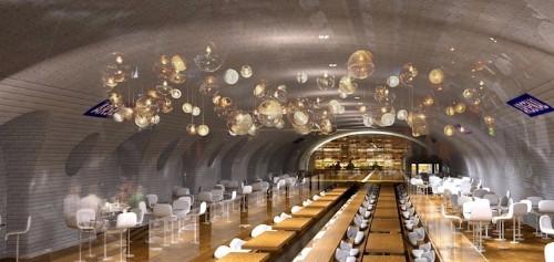 Proposal Repurposes Abandoned Subway Stations in Paris