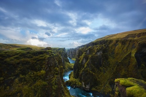 Fjaðrárgljúfur, The Most Beautiful Canyon in the World