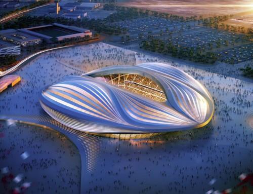 Zaha Hadid's Extraordinary 2022 FIFA World Cup Stadium