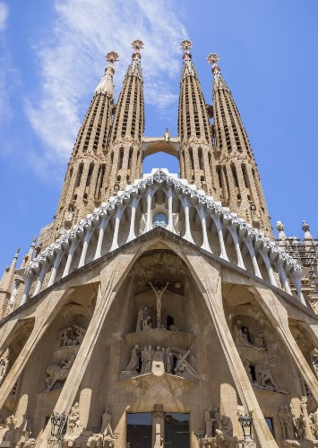 12 Facts You Need to Know About Gaudí's Sagrada Familia, Barcelona's Most Visited Attraction