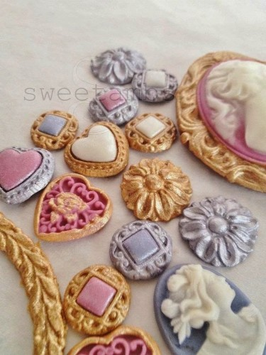 Amazing Cookie Designs Covered with Incredible Details