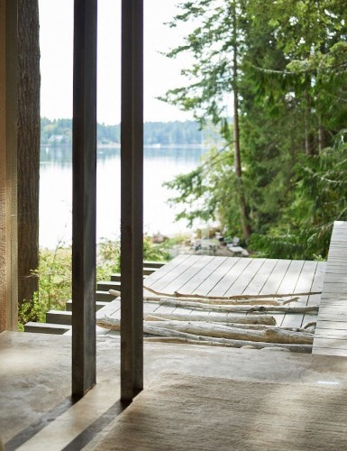 Timeless Wood Cabin has Been Continually Remodeled and Expanded Since 1959