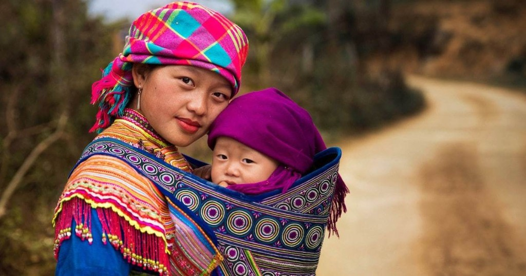 Photographer Celebrates the Unique Bond Between Mothers and Children Around the World
