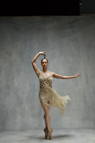Misty Copeland Elegantly Recreates the Iconic Ballet Paintings of Edgar Degas