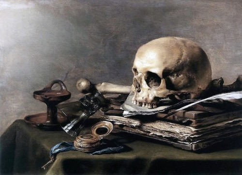 Memento Mori: Life and Death in Western Art from Skulls to Still Life