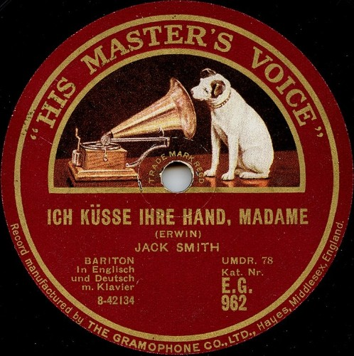 Listen to the Sounds of the Past With Over 70,000 Digitized 78 RPM Records Online