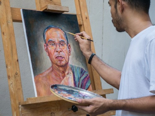 Prolific Painters Share Their Top Tips for Painting Extraordinary Portraits