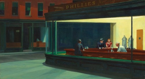 Unraveling the Emotional Depth of Edward Hopper's Modern Masterpiece 'Nighthawks'