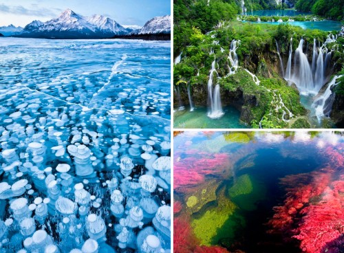 8 Most Beautiful Water Landscapes in the World