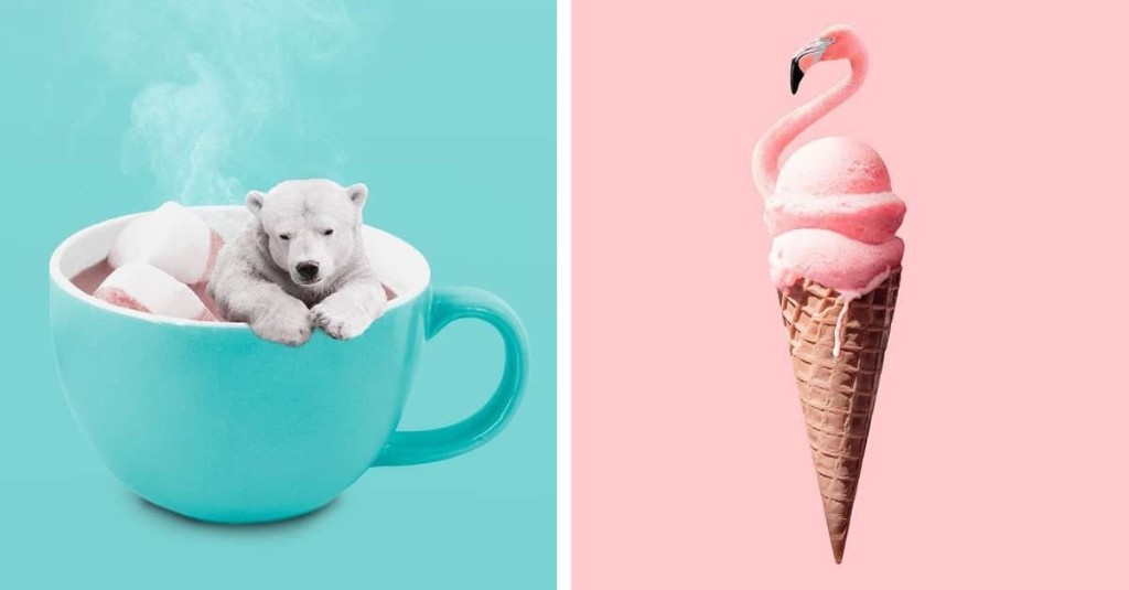 Bizarre Mashups of Everyday Life Are Surprisingly Perfect Matches