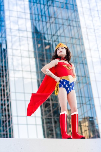 Mom Helps Her Adopted Daughter Reinvent Her Identity Through Incredible Cosplay Photos