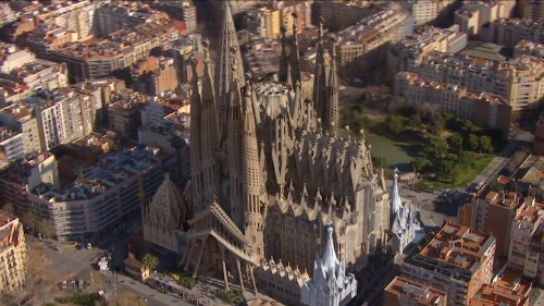 What Gaudí's Sagrada Familia Will Look Like in 2026