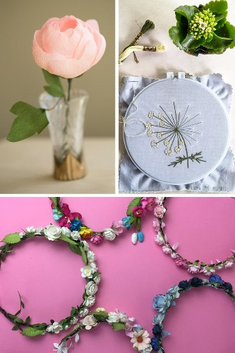 15+ Springtime Crafts That Will Make You Feel Creatively Renewed This Season