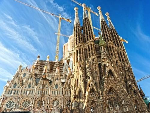 Antoni Gaudi's Sagrada Familia Moving Forward Thanks to 3D Printing