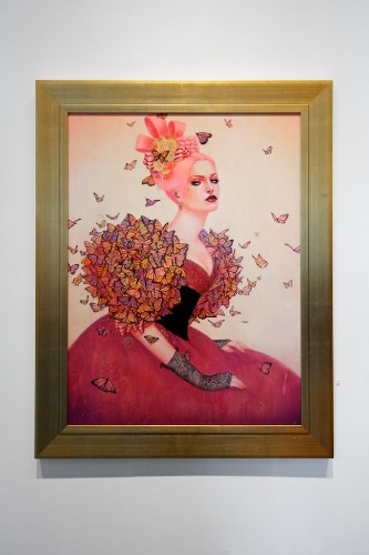 Inside a Must-See Pop Surrealism Show
