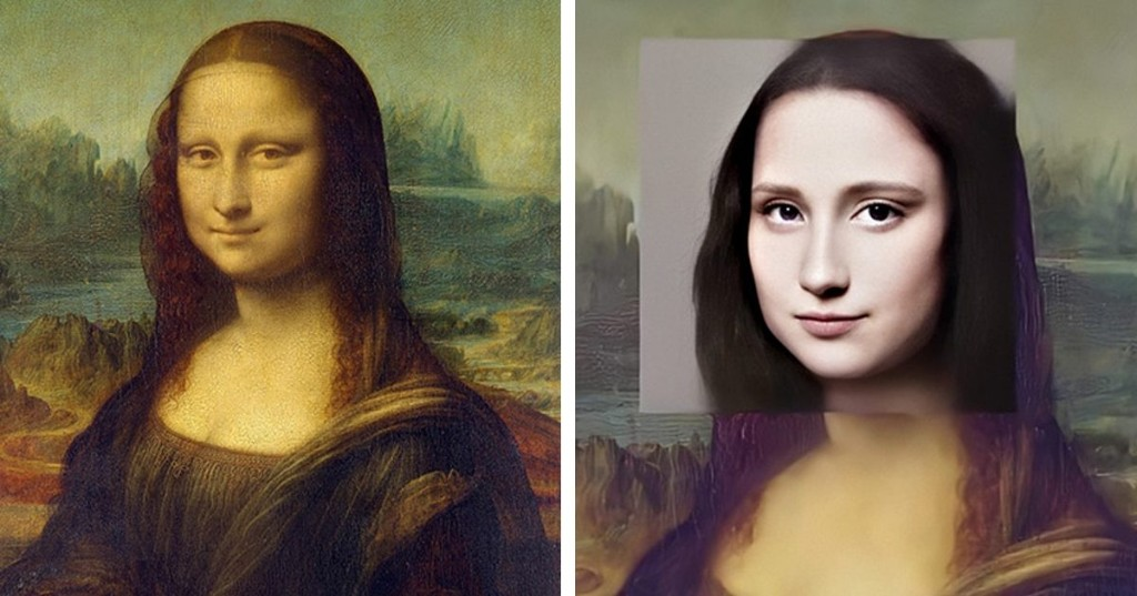 Artist Uses AI to Generate Realistic Faces of Subjects From World's Most Iconic Paintings
