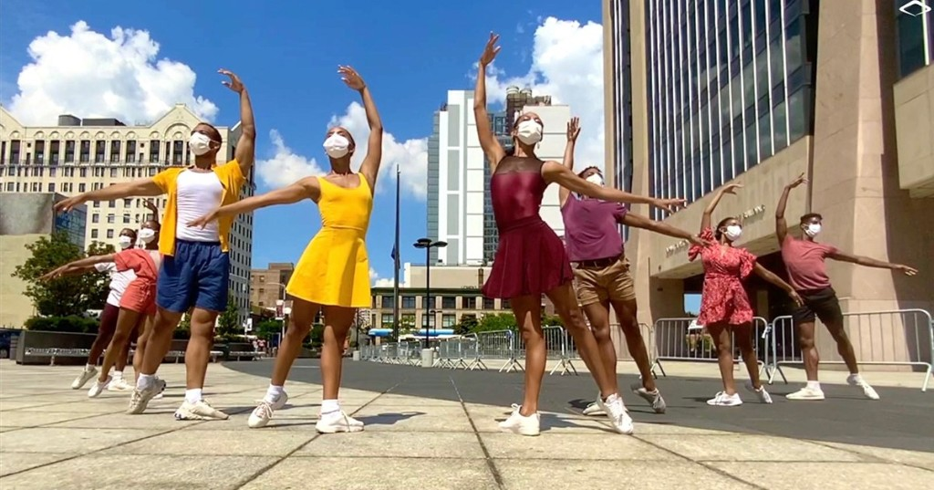 Watch Ballet Dancers Move Through the Streets of Harlem in Breathtaking Performance