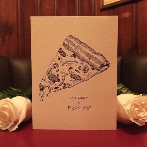 Illustrator Serves Up Delicious Food Puns in Amusing Series of Greeting Cards