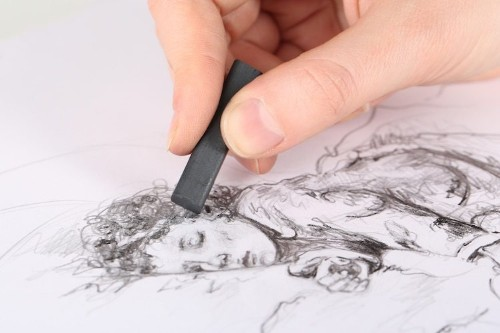 Learn the Basics of Charcoal Drawing to Capture the Intensity of Life with Art