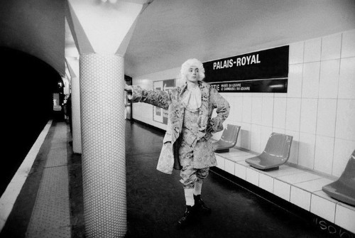 Photographer Creates Visual Puns of Paris Metro Stations