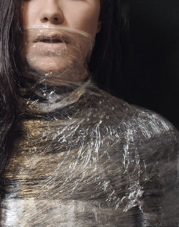 Photographer Explores Her Own Anxiety Disorder Through Haunting Self-Portraits