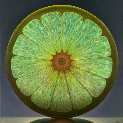 These Incredible Paintings Capture the Delicious Details of Fruit