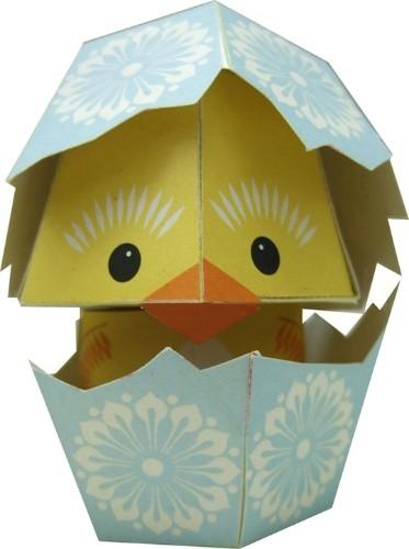 Mibo's Adorable Printable Paper Animals