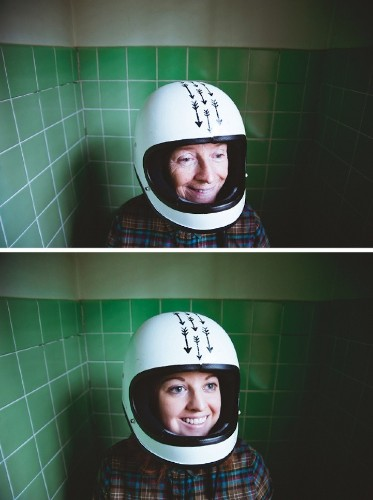 Artist and Her Mother Create a Playful Lookalike Project