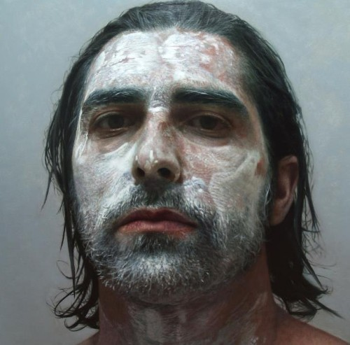 Hyperrealistic Self-Portraits by Eloy Morales