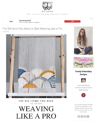 10 Best Craft Blogs for Tutorials, Tips, and Daily Inspiration