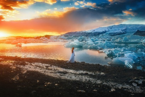 Storybook Landscape Photos Celebrate the Enchanting Beauty of Iceland