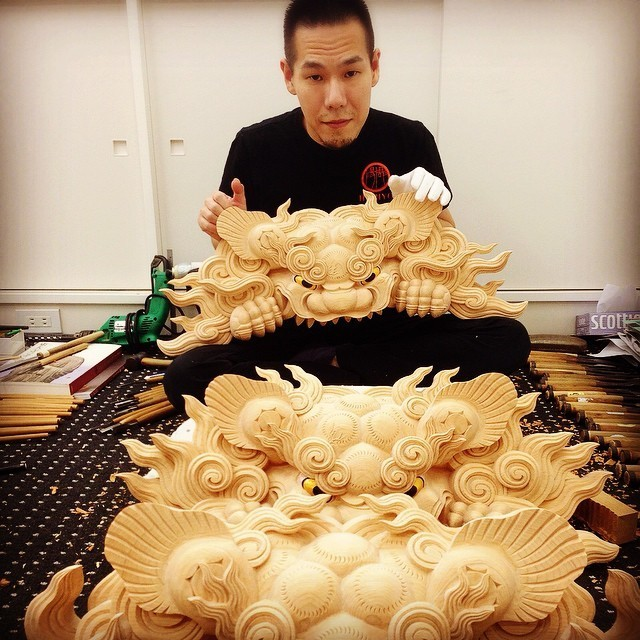 Artist Dedicates His Life to Preserving Traditional Japanese Art of Wooden Sculpture Floats