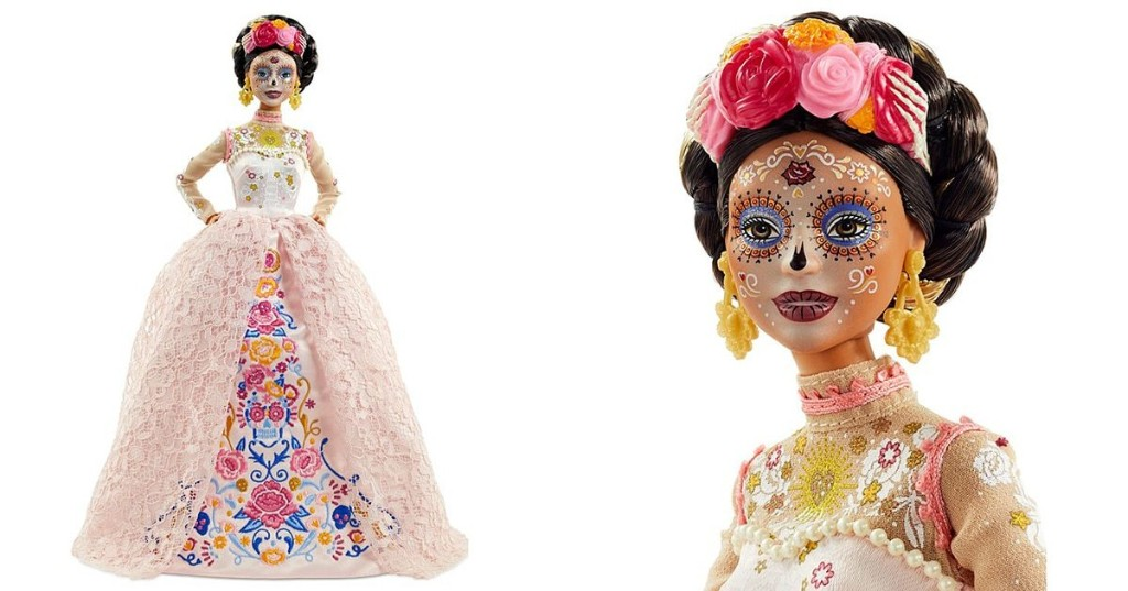 Mattel Releases 'Day of the Dead' Barbie Doll To Celebrate Mexico's 'Dia de Muertos'