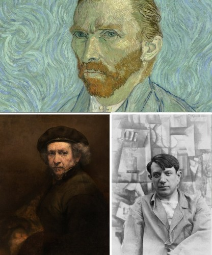 15 of the Greatest Painters of All Time Whose Influences Live On Today