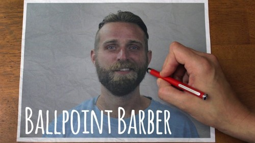 Clever Stop-Motion Video of a Man Getting a Reverse Haircut