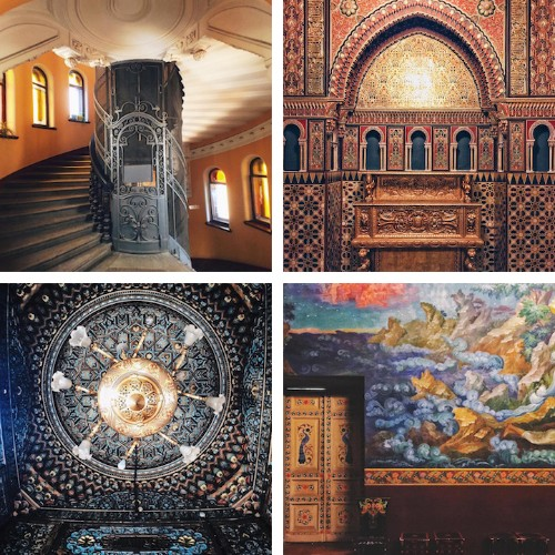 Urban Explorer Gives Viewers an Interior Tour of St. Petersburg's Architectural Gems