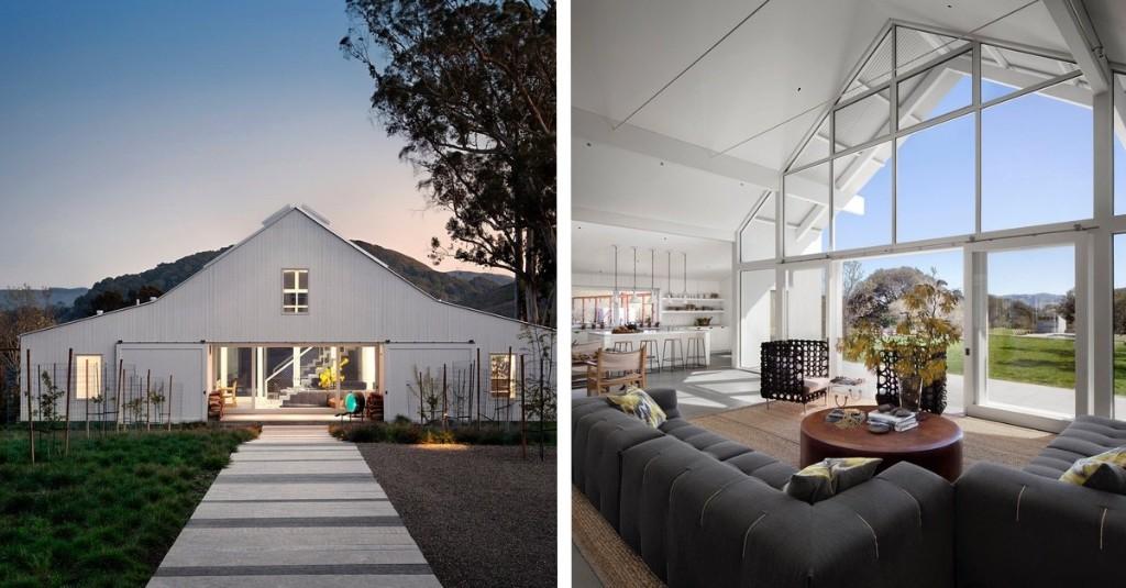 19 Barns Transformed into Modern Farm Fantasy Homes