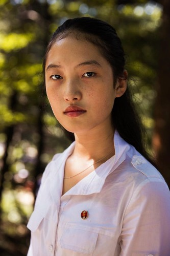 """""""Atlas of Beauty"""" Photographer Provides a Rare Look at Women in North Korea"""